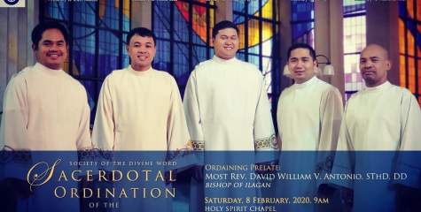 Ordination 2020